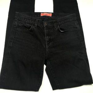 J Brand boutique skinny Kyoto jeans black denim